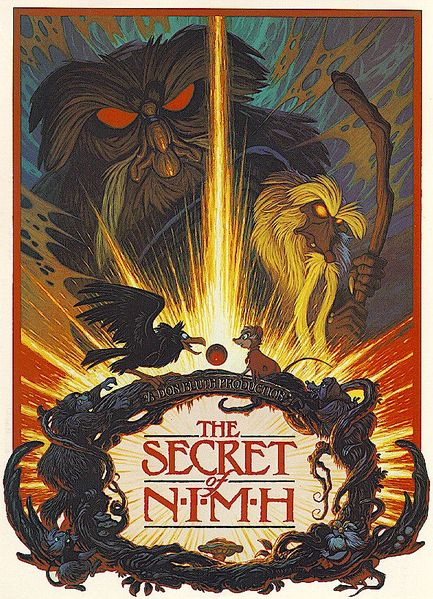 Rats of NIMH (????) movie