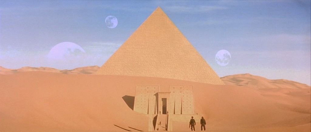 The Great Pyramid of Ra