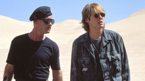 """""""James Spader and Kurt Russell in Stargate"""""""