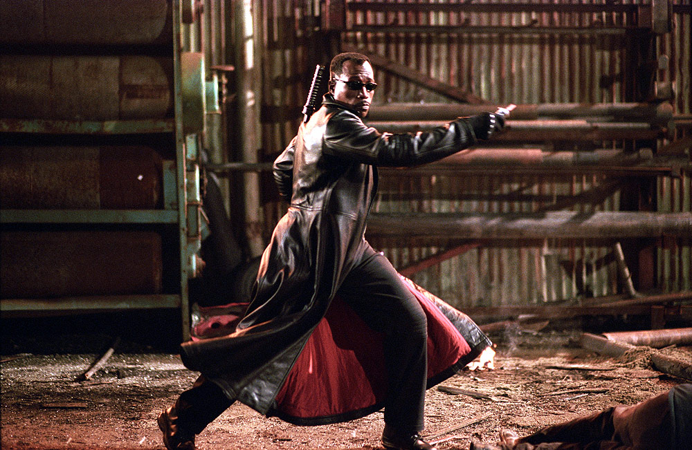 Action Hero of the Week: Blade - Everything Action