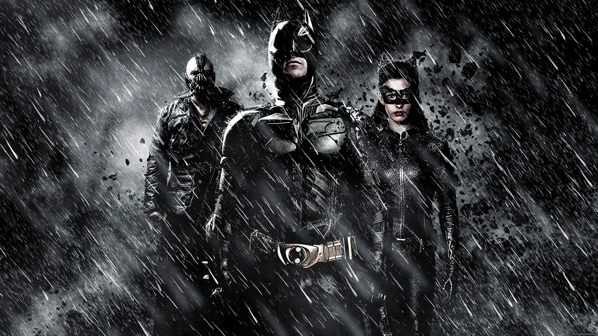 the dark night rises review