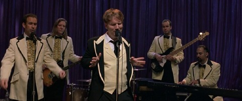 Dan band wedding
