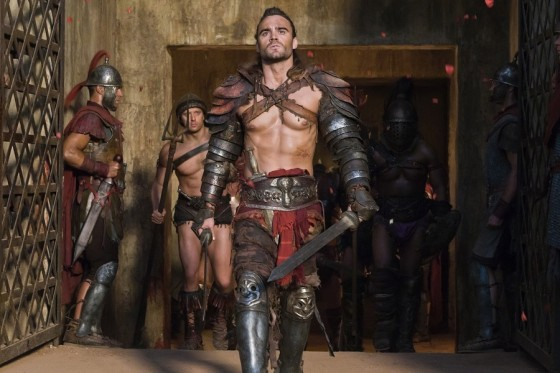 Gannicus aka The Shawn Michaels of Ancient Rome