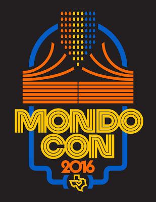 MondoCon 2016 Logo by Aaron Draplin