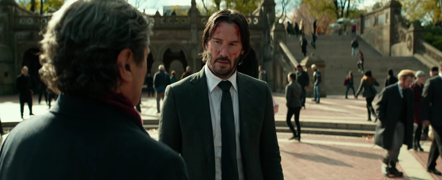 John Wick Chapter 2 Movie Trailer Image3 Everything Action